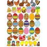 Imprimer le dessin en couleurs : Pâques, numéro 25518