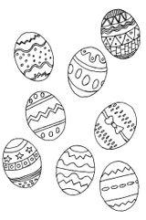 Imprimer le coloriage : Pâques, numéro 256683