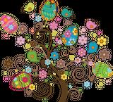 Imprimer le dessin en couleurs : Pâques, numéro 2d3b474