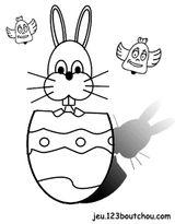 Imprimer le coloriage : Pâques, numéro 3886