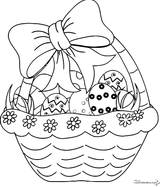 Imprimer le coloriage : Pâques, numéro 3ed526a6