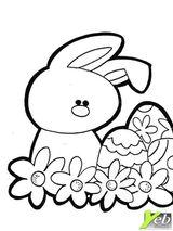 Imprimer le coloriage : Pâques, numéro 4114