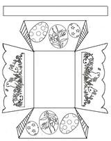 Imprimer le coloriage : Pâques, numéro 4120