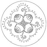 Imprimer le coloriage : Pâques, numéro 4133
