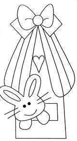 Imprimer le coloriage : Pâques, numéro 4138