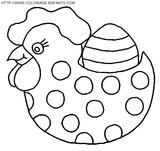 Imprimer le coloriage : Pâques, numéro 4140