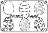 Imprimer le coloriage : Pâques, numéro 4f538cec