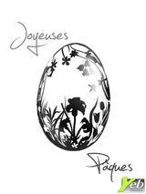 Imprimer le coloriage : Pâques, numéro 5484