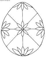 Imprimer le coloriage : Pâques, numéro 5692