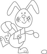 Imprimer le coloriage : Pâques, numéro 61594