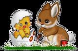 Imprimer le dessin en couleurs : Pâques, numéro 616182