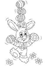 Imprimer le coloriage : Pâques, numéro 635b3bde