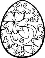 Imprimer le coloriage : Pâques, numéro 75774e62
