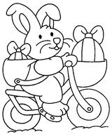Imprimer le coloriage : Pâques, numéro 7742