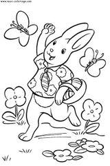 Imprimer le coloriage : Pâques, numéro 7861