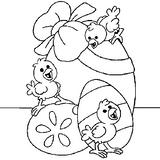 Imprimer le coloriage : Pâques, numéro 7870