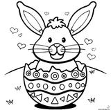 Imprimer le coloriage : Pâques, numéro 92fdfdcd