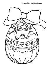 Imprimer le coloriage : Pâques, numéro c2c2922c