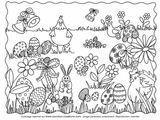Imprimer le coloriage : Pâques, numéro c3a6066d