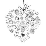 Imprimer le coloriage : Saint-Valentin, numéro 161081