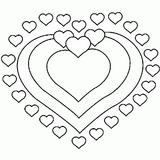 Imprimer le coloriage : Saint-Valentin, numéro 16769