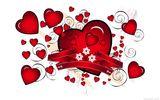 Imprimer le dessin en couleurs : Saint-Valentin, numéro 20686