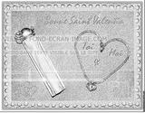 Imprimer le coloriage : Saint-Valentin, numéro 245512