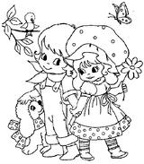 Imprimer le coloriage : Saint-Valentin, numéro 27830