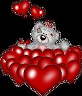 Imprimer le dessin en couleurs : Saint-Valentin, numéro 361094