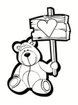 Imprimer le coloriage : Saint-Valentin, numéro 36337309