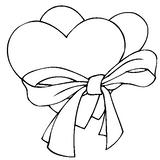 Imprimer le coloriage : Saint-Valentin, numéro 3634