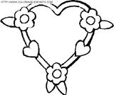 Imprimer le coloriage : Saint-Valentin, numéro 4162