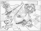 Imprimer le coloriage : Saint-Valentin, numéro 53413
