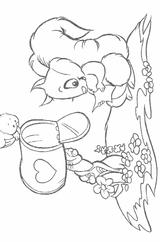 Imprimer le coloriage : Saint-Valentin, numéro 61570