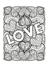 Imprimer le coloriage : Saint-Valentin, numéro d612fa6