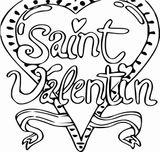 Imprimer le coloriage : Saint-Valentin, numéro ff76f83d