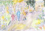 Imprimer le dessin en couleurs : Toussaint, numéro 379614