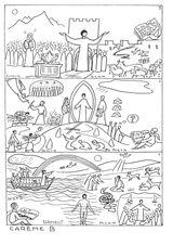 Imprimer le coloriage : Toussaint, numéro d4309b98