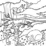 Imprimer le coloriage : Nature, numéro 39a42b39
