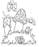 Imprimer le coloriage : Nature, numéro 52982