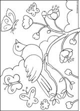 Imprimer le coloriage : Arbres, numéro 3164