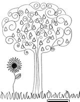 Imprimer le coloriage : Arbres, numéro 54f2d023