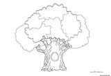 Imprimer le coloriage : Arbres, numéro 6b61edb