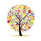 Imprimer le dessin en couleurs : Arbres, numéro 70868