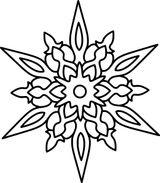 Imprimer le coloriage : Etoile filante, numéro b33032c1