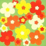 Imprimer le dessin en couleurs : Fleurs, numéro 11807