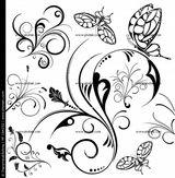 Imprimer le coloriage : Fleurs, numéro 17214