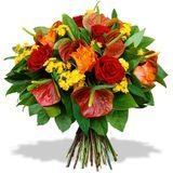 Imprimer le dessin en couleurs : Fleurs, numéro 204589
