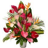 Imprimer le dessin en couleurs : Fleurs, numéro 210878