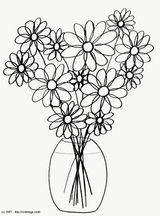 Imprimer le coloriage : Fleurs, numéro 23f0c6ac